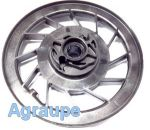 BRIGGS PULLEY SPRING ASSY 493824