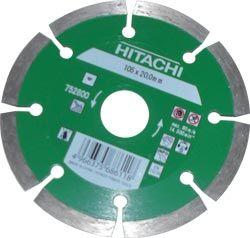 DISCO SEGMENTADO HITACHI SS105GA 105mm x 20 mm Concreto, Ceramica, Tijolo, Marmore