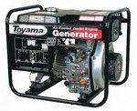 GRUPO GERADOR TOYAMA TD4000CX 3.300W/3800W Voltagem 110/220