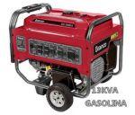 GRUPO GERADOR BRANCO B4T-12.000E 13/11.9KVA GASOLINA PARTIDA ELETRICA MONOFASICO 220V