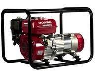 GRUPO GERADOR HONDA EP2500CLH 2,300W / 2,500W Voltagem: 120V Capacidade: 3,7L
