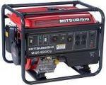 GRUPO GERADOR MITSUBISHI MGE6700Z-REA 5,800W / 6,700W Voltagem: 110/220V Capacidade: 21L