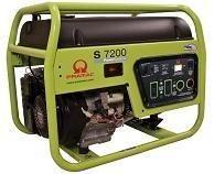 GRUPO GERADOR PRAMAC-LIFTER S7200CMHEPI 6,100W / 7,200W Voltagem: 110/220V C/MOTOR HONDA