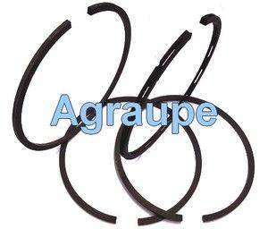 JOGO DE ANEIS P/HONDA GX200 050 COM MOLA CANALETA GROSSA DG46169 050 DANA ALBARUS