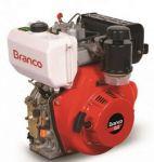 MOTOR DIESEL BRANCO BD13 Potência: 13CV-3.600RPM