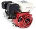 MOTOR GASOLINA HONDA GX160QD Potência: 4,8CV / 5,5CV-3,600RPM Capacidade: 3,6L