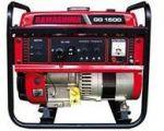 GRUPO GERADOR KAWASHIMA GG1500 1,200W / 1,500W Voltagem: 110V MONOFÁSICO