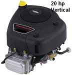 MOTOR GASOLINA VERTICAL BRIGGS AND STRATTON 20 HP PARTIDA ELÉTRICA***PRONTA ENTREGA